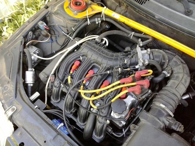 Как из 16 клапанного двигателя сделать 8 клапанный